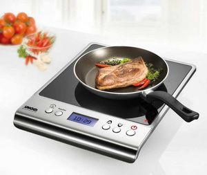 UNOLD - plaque de cuisson a induction simple - Griddle