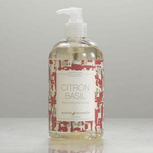ILLUME CANDLES - citron basil - Liquid Soap