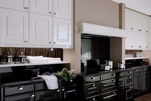 Total Consortium Clayton - elegance / elegance-lg - Kitchen Furniture