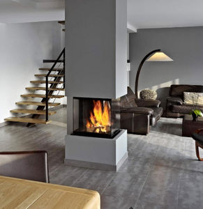 Rüegg - cuebo - Closed Fireplace