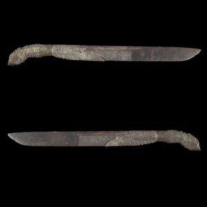 Expertissim - poignard indonésien - Dagger