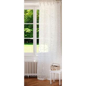 MAISONS DU MONDE - rideau brighton écru - Lace Curtain
