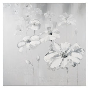 Maisons du monde - toile jardin de fleurs - Decorative Painting