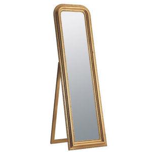 Maisons du monde - psyché céleste or - Full Length Mirror
