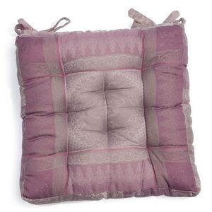 MAISONS DU MONDE - galette de chaise montmorency - Chair Seat Cover