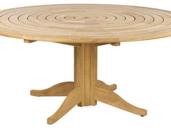 Alexander Rose - roble - Round Garden Table