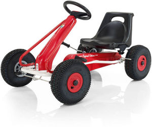 Kettler - kart rouge à pédales imola air 103x61x60cm - Pedal Car