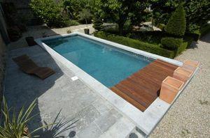 Occitanie Pierres -  - Pool Deck