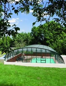 Snsas Swim All Seasons -  - Freestanding Pool Enclosure