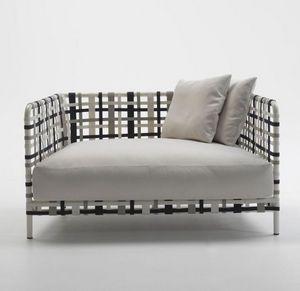 Bonacina Pierantonio - stripes - Garden Sofa