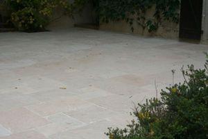 C2nt - bahia (beige rosé) brossé - Stone Tile