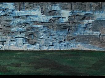 DEZIN-IN - bioma thundra - Contemporary Painting
