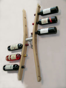 Douelledereve - cépage - Wine Display