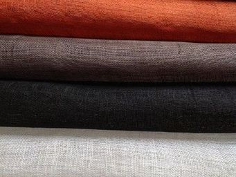 Bisson Bruneel - simple d'abaca - Upholstery Fabric