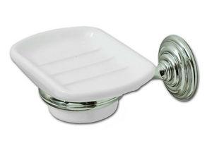 BLEU PROVENCE - porte savon mural - Soap Dish