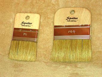 Chaux de Toscane -  - Spalter Brush