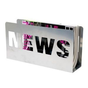 Present Time - porte-revues news - Magazine Holder