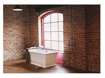 THE BATH WORKS - roman petite - Freestanding Bathtub
