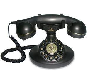 BRONDI - tlphone vintage 10 - noir - Telephone