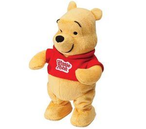 Tomy France - winnie l'ourson - danse avec winnie - Soft Toy