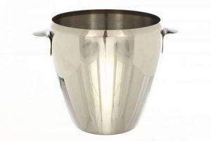 WHITE LABEL - seau à glace avec sa pince - Ice Bucket