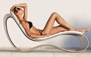 ITALY DREAM DESIGN - sinuo - Sun Lounger