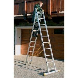 ECHAFAUDAGES STEPHANOIS -  - Double Ladder