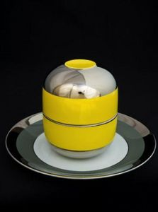 Legle - mystery pills - Cream Soup Cup And Saucer