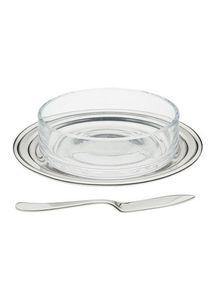 Ercuis - buis - Butter Dish