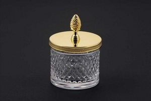 Cristal Et Bronze -  - Cotton Wool Jar