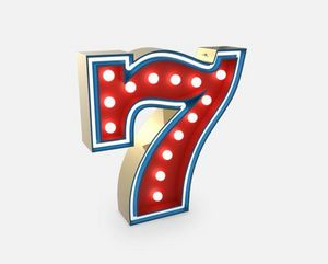 DELIGHTFULL -  - Decorative Letters And Numbers