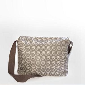 JOVENS - sac à bandoulière en toile  - Satchel