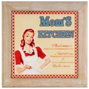 La Chaise Longue - dessous de plat mom's kitchen - Plate Coaster
