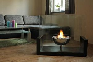 ALFRA FRANCE - excellence solo - Flueless Burner Fireplace