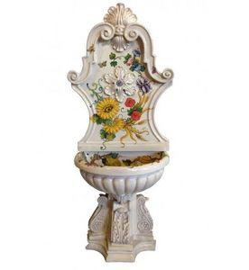 Fd Mediterranee - fleurie - Wall Fountain