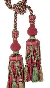 Colefax And Fowler - pavilion tassel tieback - Rope Tieback