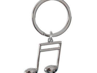 La Chaise Longue - porte-clés note de musique - Key Ring