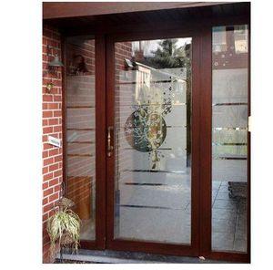 J'HABILLE VOS FENETRES - cerisier japonais - Privacy Adhesive Film