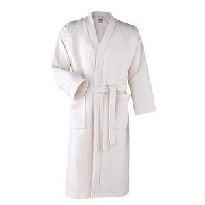 kimono-style bathrobe