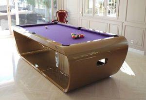 Billards Toulet - blacklight luxe - Billiard