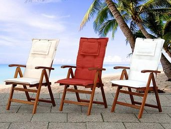 BELIANI - accessoires de jardin - Garden Seat Cushion
