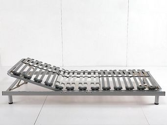 BELIANI - 90 x 200cm - Adjustable Bed