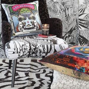 CHRISTIAN LACROIX FOR DESIGNERS GUILD - angels cushion - Square Cushion