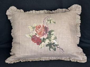 Coquecigrues - coussin rectangle lady godiva - Rectangular Cushion