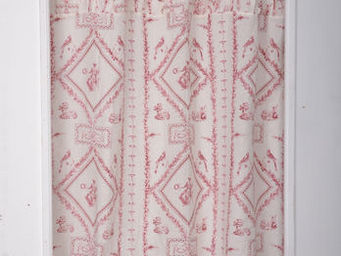 Coquecigrues - paire de rideau plissé fortuna - Ready To Hang Curtain