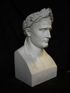 Anthony Redmile - napoleon - Bust Sculpture