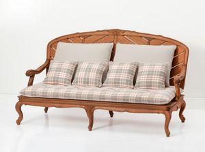 CHELINI -  - Garden Sofa