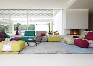 ROCHE BOBOIS - parcours - Adjustable Sofa