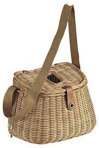 Aubry-Gaspard - panier à pêche en rotin - Fisherman's Basket
