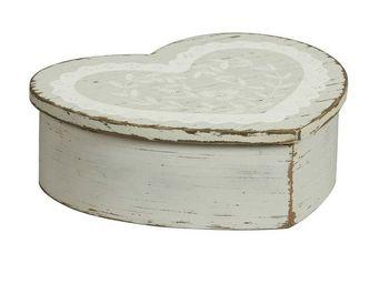 Interior's - boite mon coeur - Decorated Box